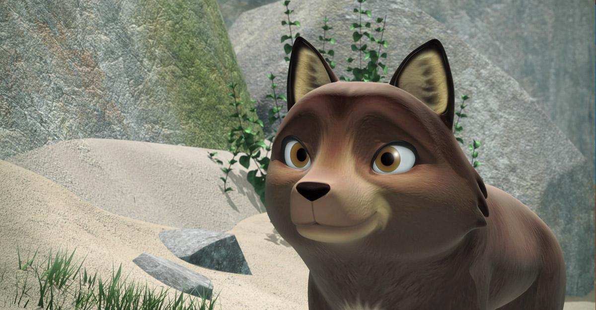 картинки татонка волчата глаз